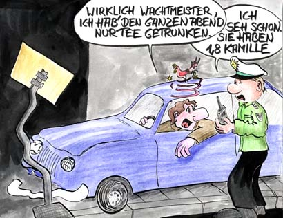 Wachtmeistercartoon